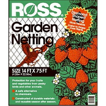 Ross/Jobes 15800 Garden Netting  ~ 14 x 75