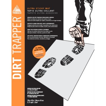 Dirt Trapper Sticky Mat Kit