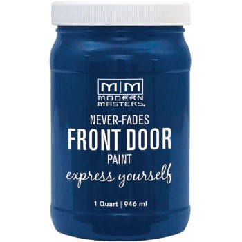 Front Door Paint, Calm ~ Quart