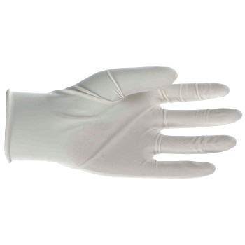 Med Disp Latex Glove