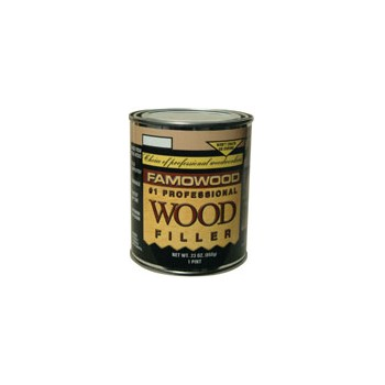 Wood Filler, Pint, Red oak