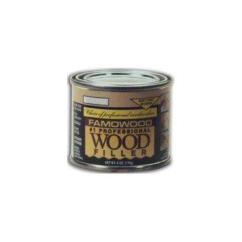 Wood Filler, Cherry, 1/4 Pint