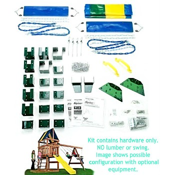 Alpine Playground Hardware  Kit