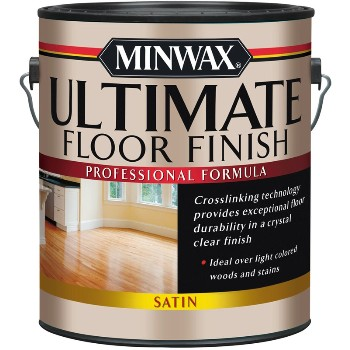 Ultimate Floor Finish, Satin ~ Gallon