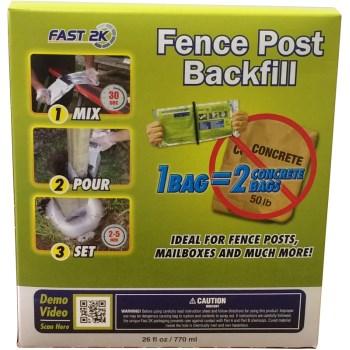 Royal Adhesives & Sealants Canada 254-20-S 26 Oz Fencepost Backf