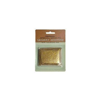 Quartz Paint Additive 1oz Gold