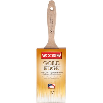 5232 3 Gold Edge Varnish Brush