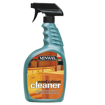 Wood Cabinet Cleaner Spray - 32 oz