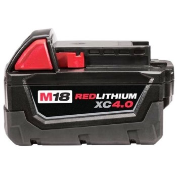 REDLithium XC 4.0 Extended Capacity M18 Battery Pack ~ 18V