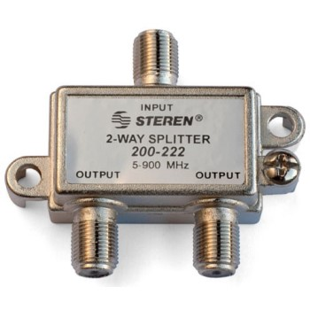 Bv-017 Rg6 Hd 2way Splitter