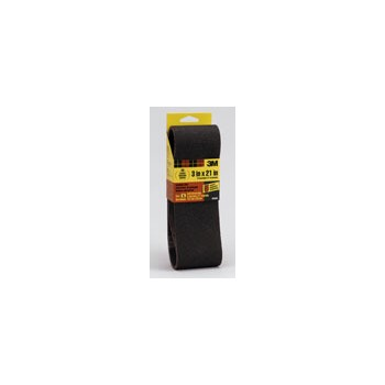 3M 051131921603 Sanding Belt - 50 Grit - 3 x 21 inch