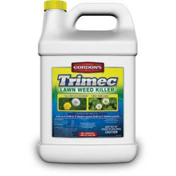 Lawn Weed Killer, Trimec ~ One Gallon