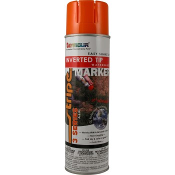 Seymour Paint 20-358 20oz Red Orange