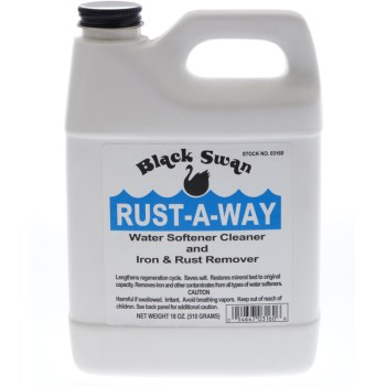 Rust-A-Way Iron & Rust Remover and Cleaner ~ 18 oz