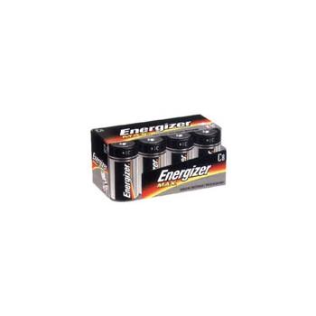 Energizer E93FP-8 C Alkaline Battery