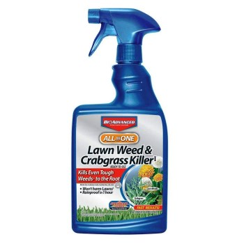 All-In-One Lawn Weed & Crabgrass Killer,  Ready-To-Use ~ 24 ox Spray