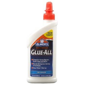 Elmers   E3820 Elmers Glue-All - 8 oz.