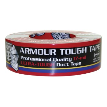 "Armour Tough Duct Tape, Black  ~ 1 7/8"" x 35 Yds"