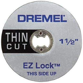5pk Ezlock Thn Cut Wheel