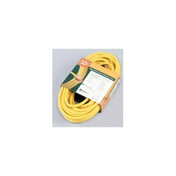 01658 12/3 50 Yellow Ext Cord