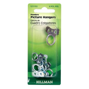 Picture Pender  Frame Hanger - 6  Units