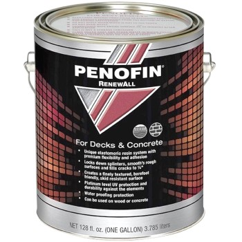 Renewall For Decks & Concrete, Tint Base ~ Gallon