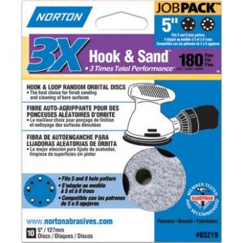 Norton 0 03219 Prosand 180 H&L Disc