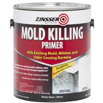 Mold Killing Primer, White  ~  Gallon