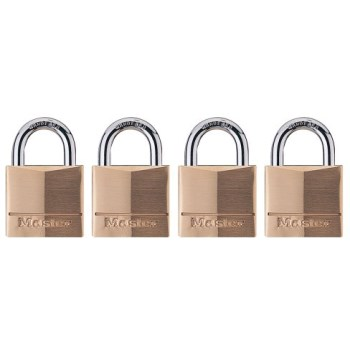 "Solid Brass Padlocks ~ 1 9/16"" Wide"