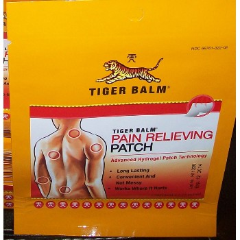 Tiger Balm Singl Patch
