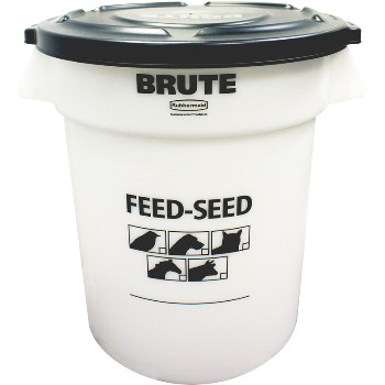 Rubbermaid 1868861 Feed Container ~ 20 Gallon