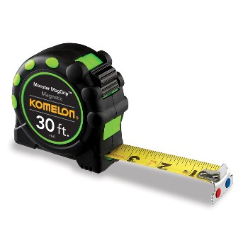 "Monster MagGrip Tape Measure 1"" x 30'"