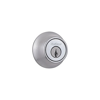 Kwikset 96600-584 Single Cylinder Deadbolt