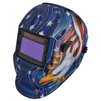 Welding Helmet, Independence Design