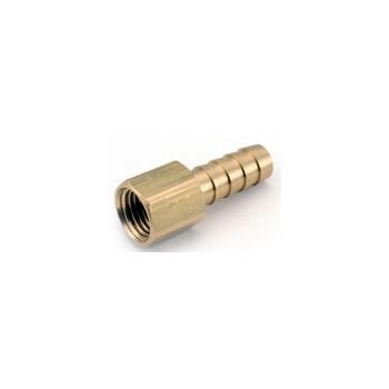 Anderson Metals 757002-0804 Flf 7129f 1/2 X 1/4 Hose Barb
