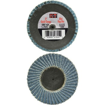 3in. 36g Mini Flap Disc