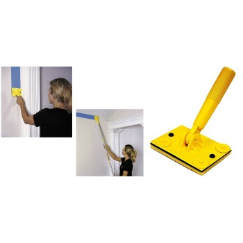Trim Smart Paint Edger W/Pad