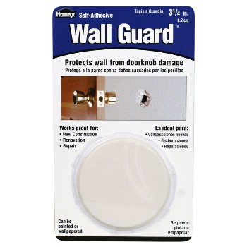 Wall Guard, Peel / Stick 3 1/4 inch