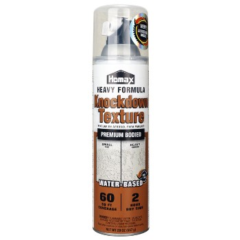 Easy Touch Knockdown Spray Texture, 20 oz.