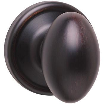 Kwikset 97880-872 Laurel Dummy Knob, Venetian Bronze