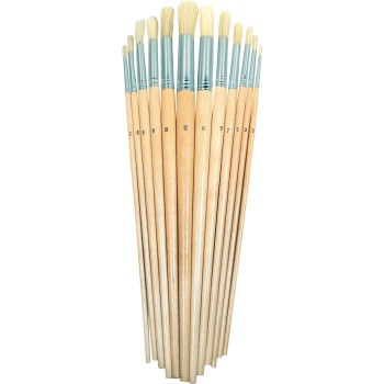 Brush Set, 12 pieces