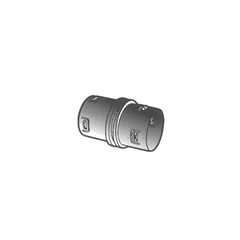 Drainage Internal Coupler, 4 inches