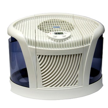 Humidifier - Tabletop - White - 3 gallon