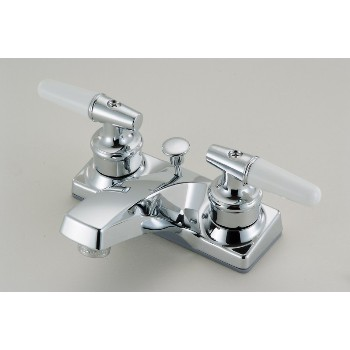 Hardware House  124249 12-4249 Ch 2hdl Lav Faucet