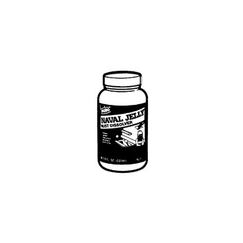 Naval Jelly Rust Dissolver - 8 oz