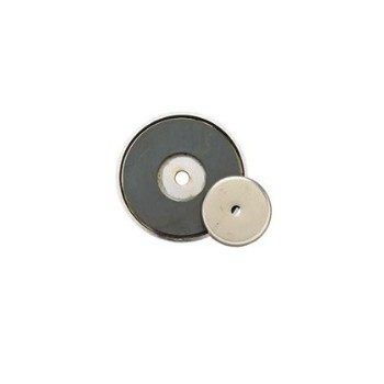 Shallow Pot Magnet, 1-3/8 inch