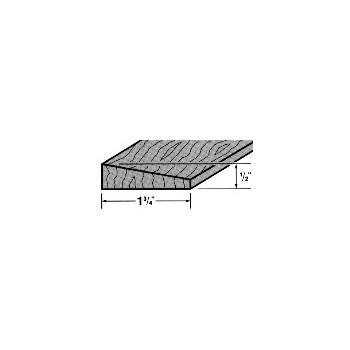 M-D Bldg Prods 85530 1-3/4x36 Un Oak Moulding
