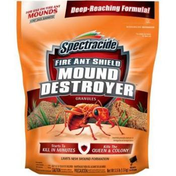 Fire Ant Destroyer ~ 3.5 lbs.