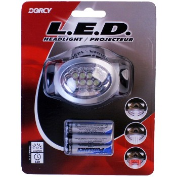 10 Led Headlight