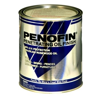 Blue Label Penetrating Oil Cedar 1 Qt